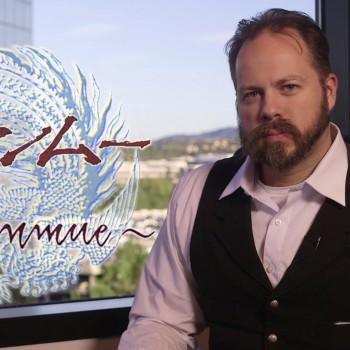 Corey Marshall - Voice of Ryo Hazuki